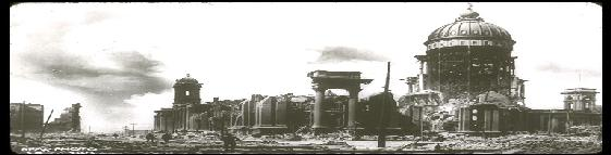 1906 damage photograph