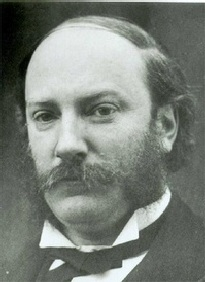 Photograph of Lord Rayleigh