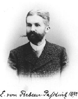 Picture of Ernst von Rebeur-Paschwitz