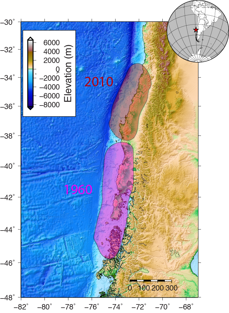 Today in Earthquake History: Chile 1960