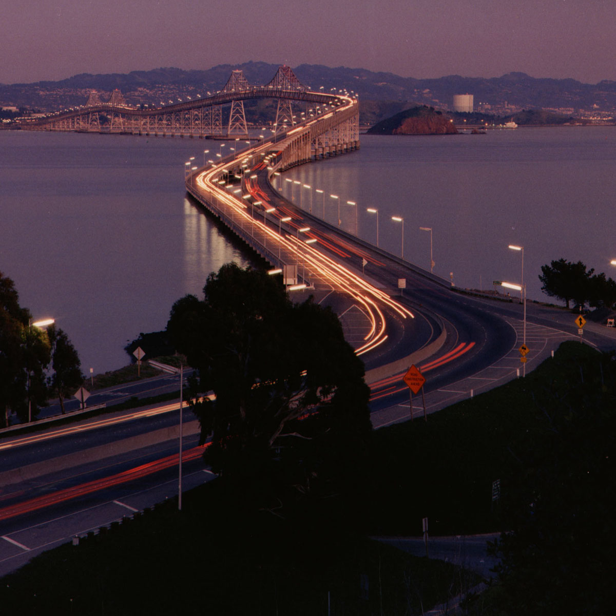 Richmond - San Rafael Bridge<br>Courtesy of Caltrans