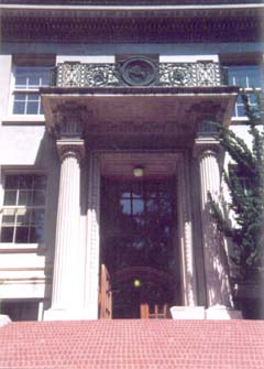 Haviland Hall, UC Berkeley