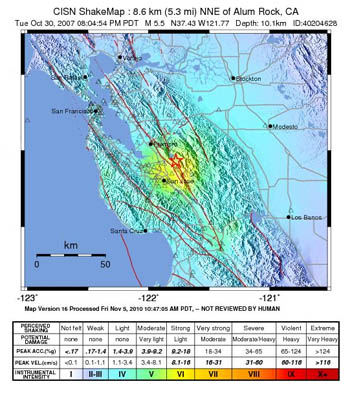 Earthquake and Hazard Resources